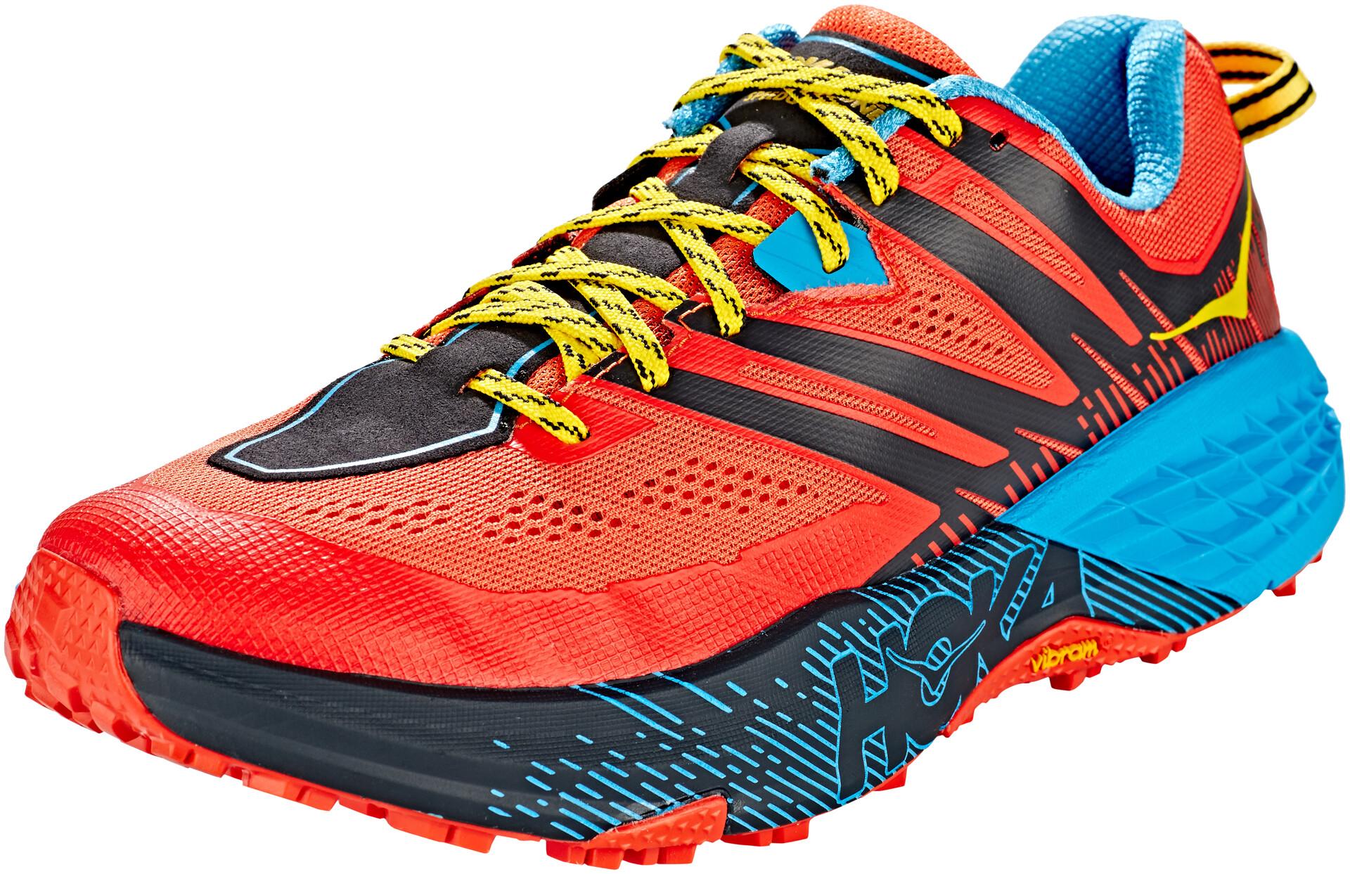Hoka HommeNasturtiumspicy One Chaussures 3 Trail Speedgoat De Orange nP0wO8k